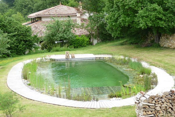 Les piscines naturelles for Piscine naturelle prix