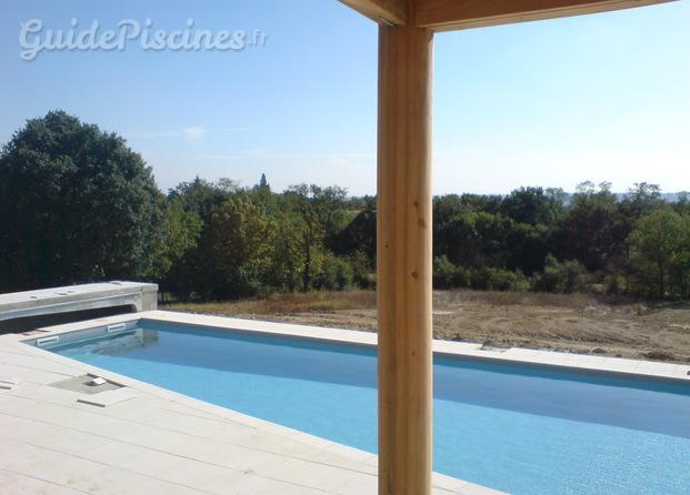 Photos de piscines ecrin d 39 for Valimport pompe a chaleur piscine