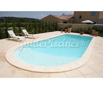 Piscine mod le oliniaro for Modele plage piscine