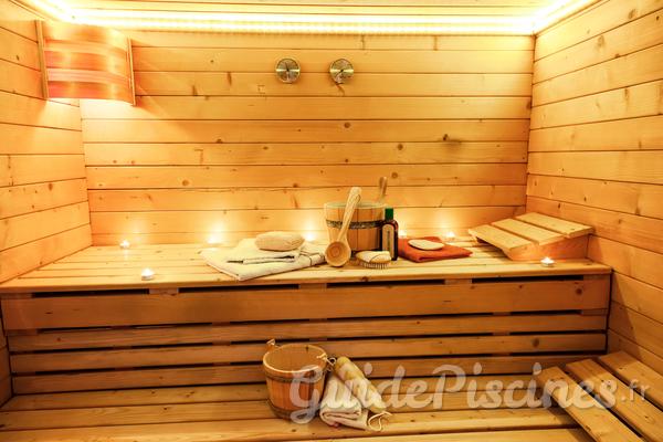 Quels accessoires pour mon sauna ?