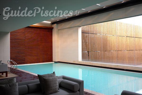 Cinq secrets pour une piscine intérieure parfaite