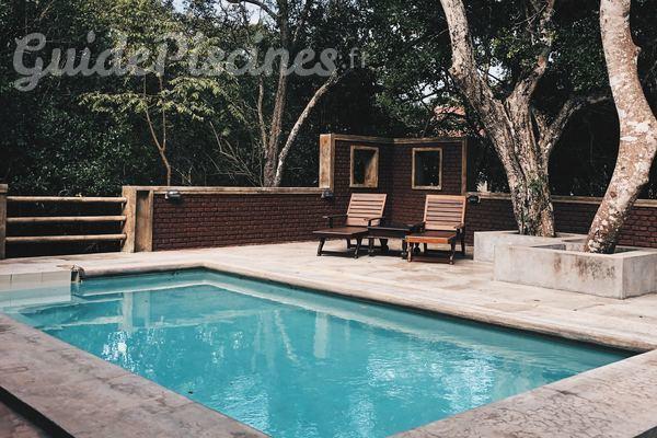 Les piscines en hiver : pleines ou vides ?