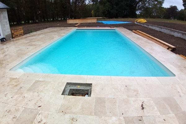 Étanchéité piscine sur mesure
