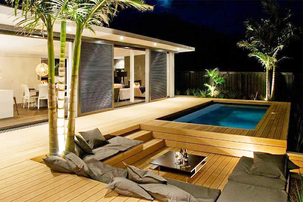 des astuces pour am nager votre piscine. Black Bedroom Furniture Sets. Home Design Ideas