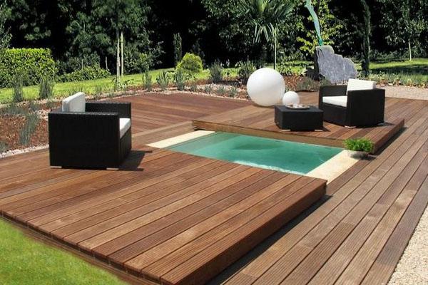 Des astuces pour am nager votre piscine for Piscine terrasse amovible