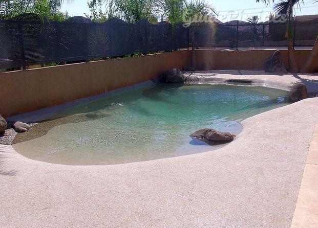 Photos de alizes piscines for Piscine miroir gironde