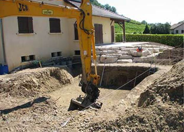construction de piscine
