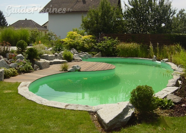 Piscines for Piscine naturelle design