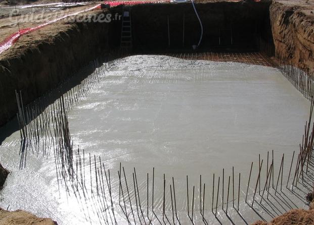 Photos de pradier fils for Guide construction piscine