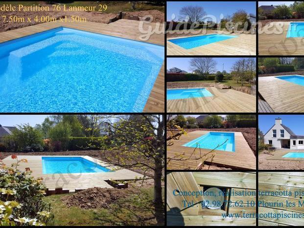 Piscine Partition