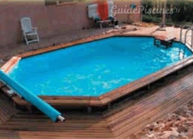promo piscine bois. Black Bedroom Furniture Sets. Home Design Ideas