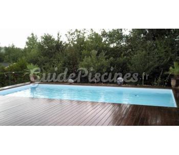 Catalogue de piscine loisir maison piscine hors sol lyon for Catalogue piscine bois