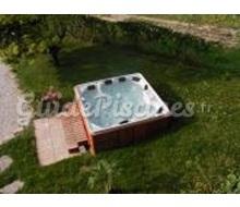 Catalogue de piscines pages 94 for Spa enterre exterieur