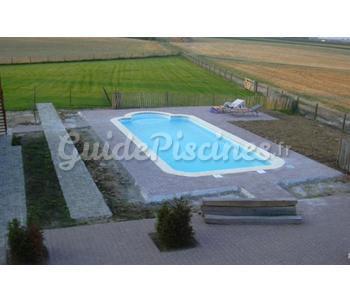 Piscine big pool b romaine for Piscine romaine