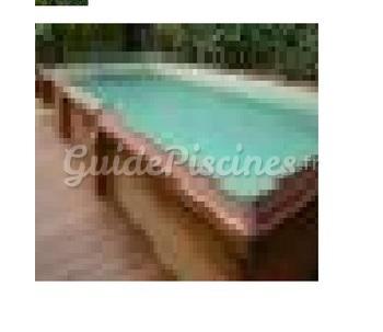 kit piscine bois exotique. Black Bedroom Furniture Sets. Home Design Ideas