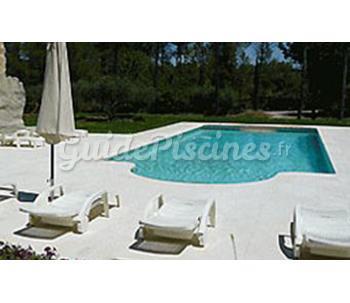Kits piscine for Piscine beton projete prix