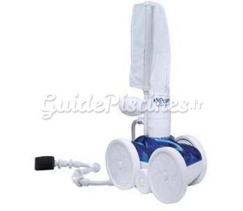 Robot nettoyeur polaris 280 for Nettoyeur piscine polaris