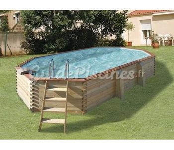 Piscines et paysages de france sas for Catalogue piscine bois