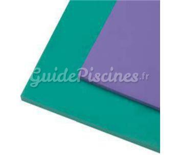 Tapis soft for Tapis mousse piscine