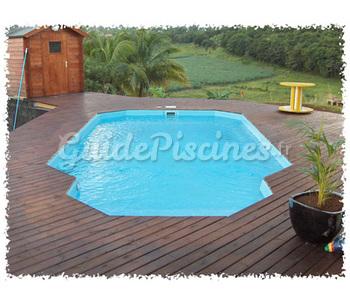 Catalogue de piscines express 39 eau for Piscine monocoque