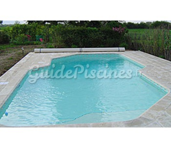 piscine rio 9 5m x 4m. Black Bedroom Furniture Sets. Home Design Ideas