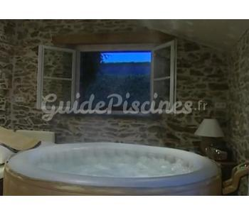 Spa mobile gonflable - Guide achat spa gonflable ...
