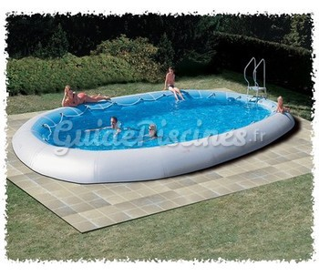 Catalogue de piscines express 39 eau for Piscine hors sol autoportee zodiac