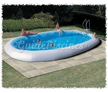 piscine hors sol zodiac ovline ovale