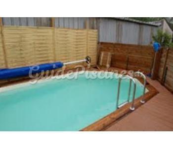 Piscine loisir maison piscine hors sol lyon - Piscine bois octogonale lyon ...