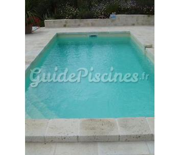 Catalogue de atlantic piscines for Piscine cap vert
