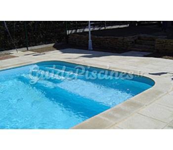 Piscine topaze 3 for Entreprise piscine